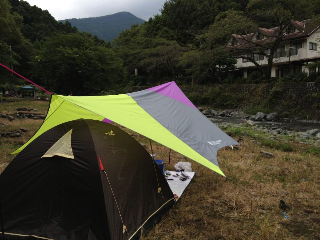 キャンプ道具1