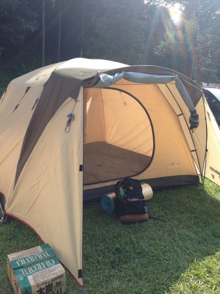 キャンプ道具3
