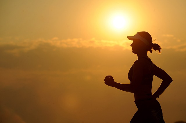 ジョギングを楽しく