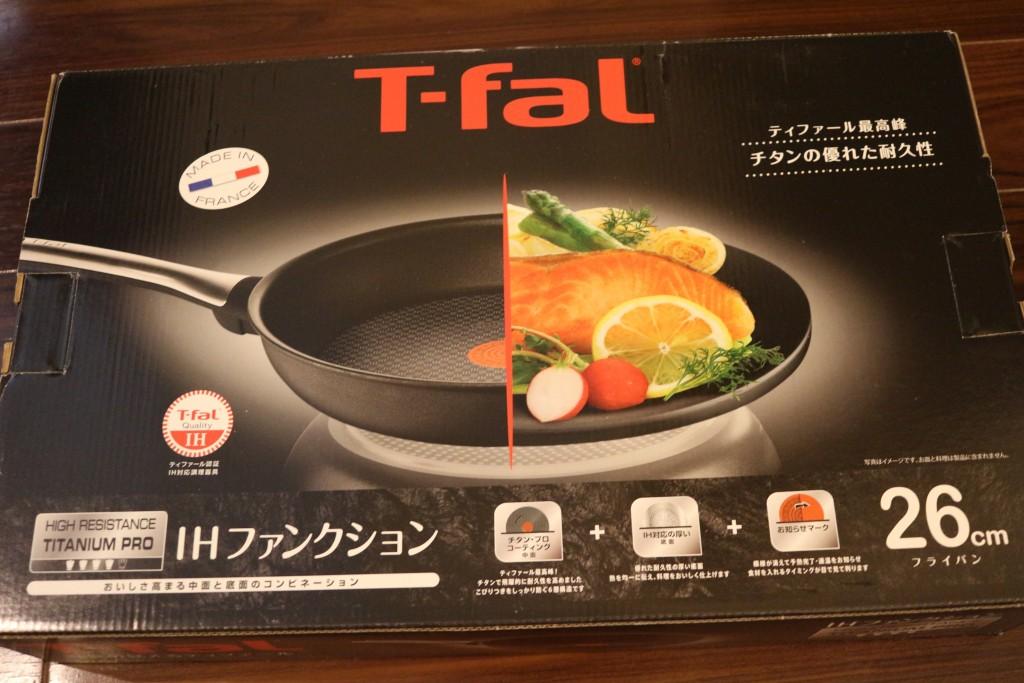 T-falの箱