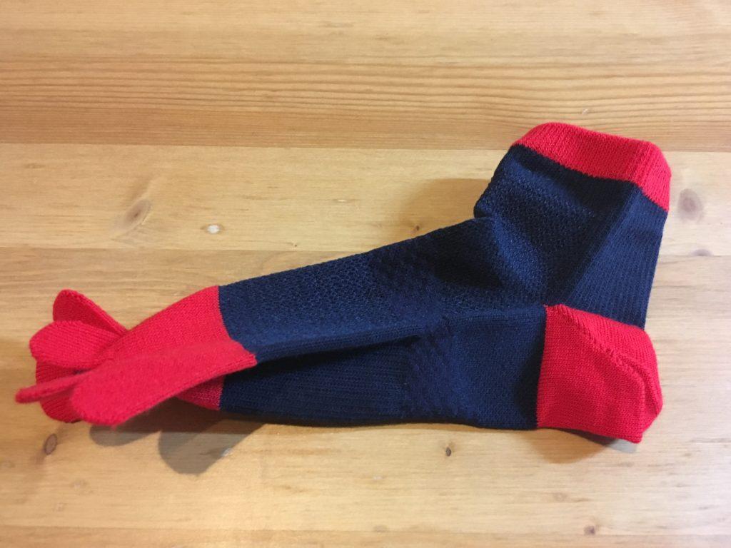 ユニクロ靴下2