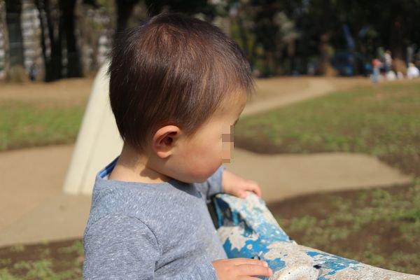 1歳8か月