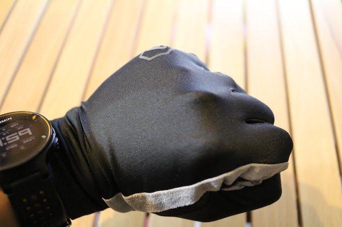 手袋の生地