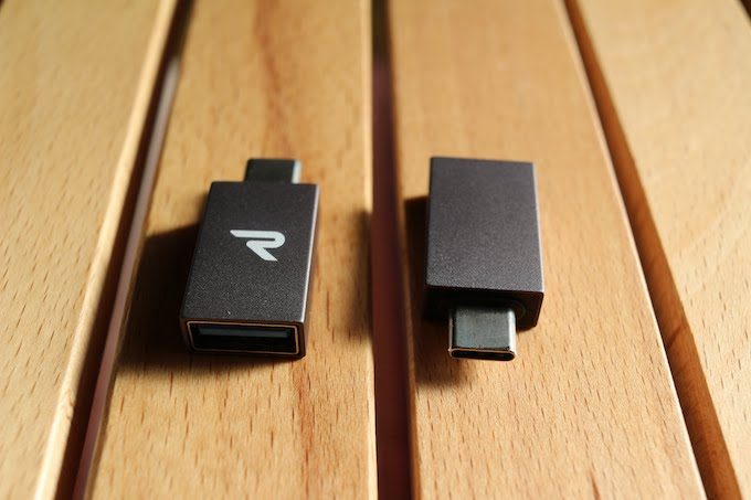 Rampow USB C to USB 3.1 変換アダプタ