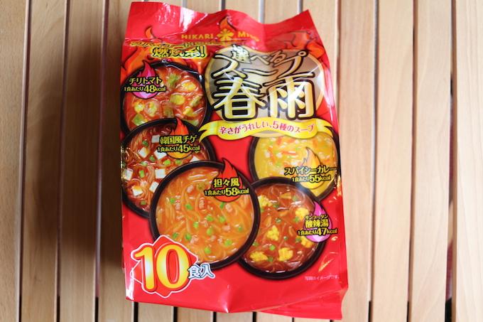 選べるスープ春雨スパイシーHOT(ひかり味噌)