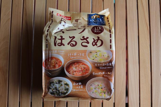 5つの味のスープはるさめ(ダイショー)