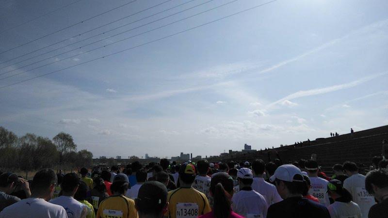 板橋マラソン