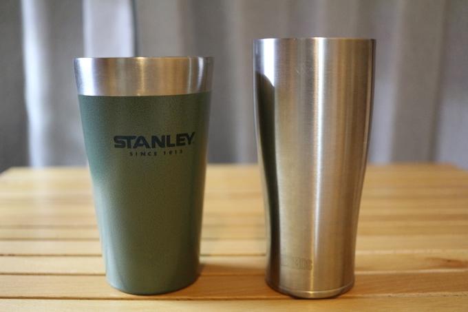 スタンレーとサーモス