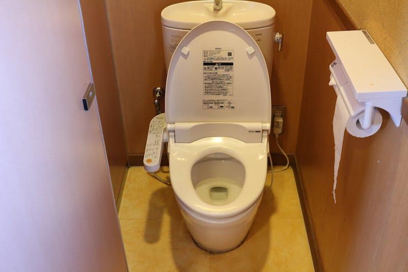ぐりんぱトイレ
