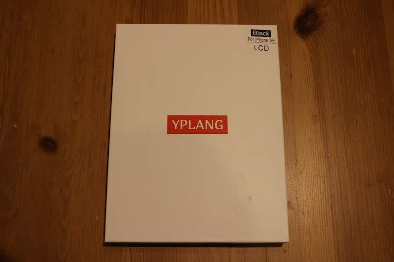 YPLANG iPhone SE 修理用交換用フロントパネル
