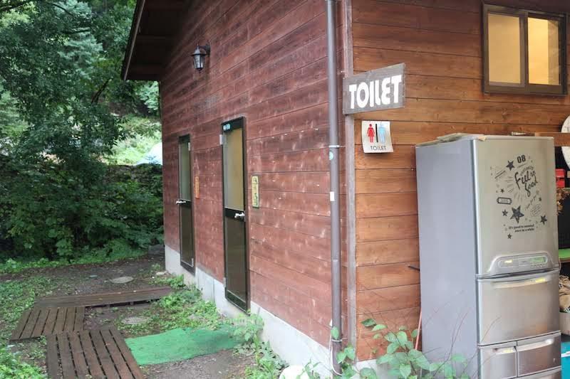管理棟側トイレ