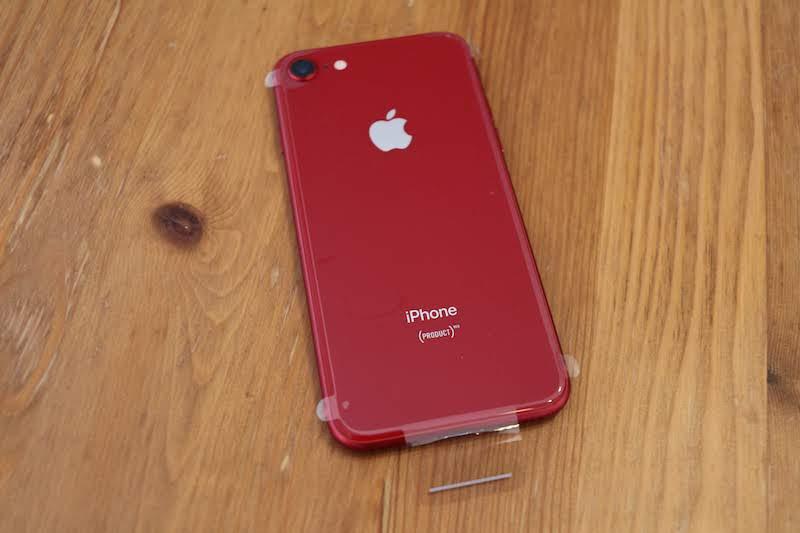 新しいiPhone8