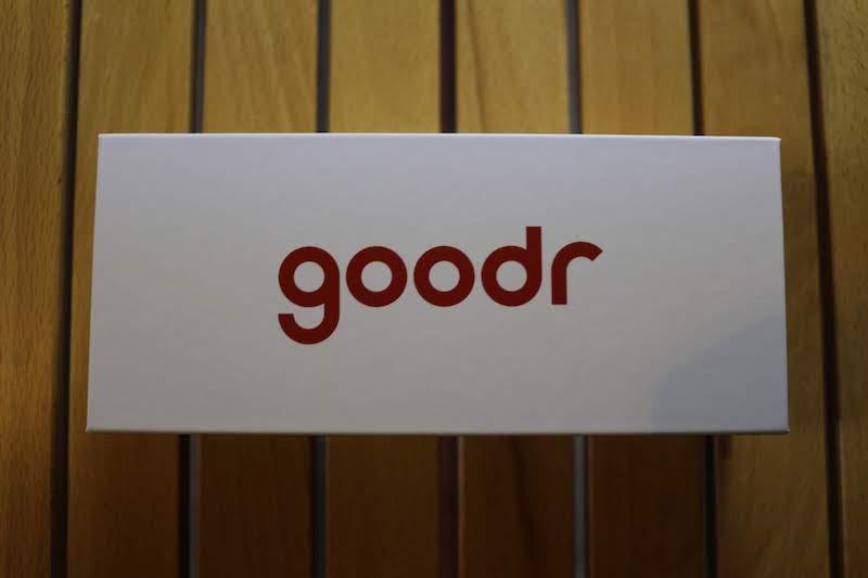 goodr(グダー)の箱