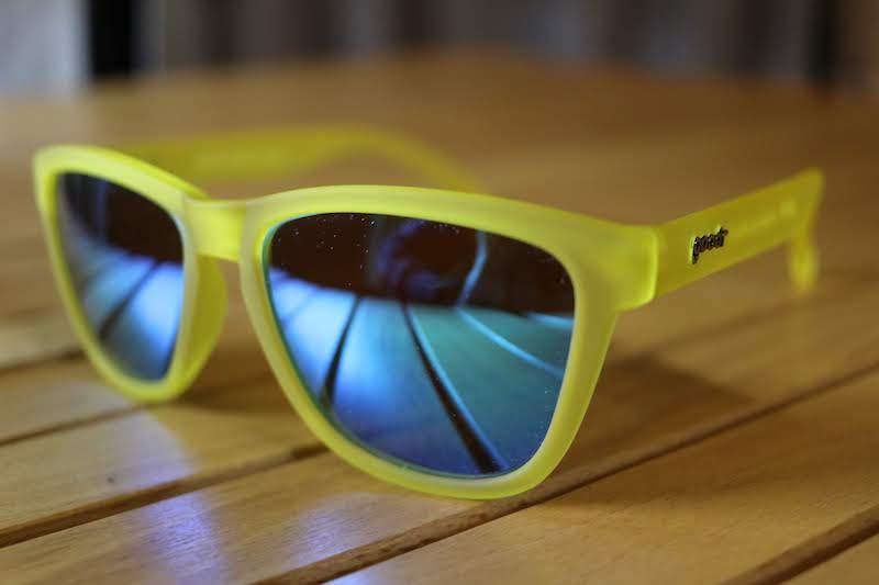 グダーのサングラス