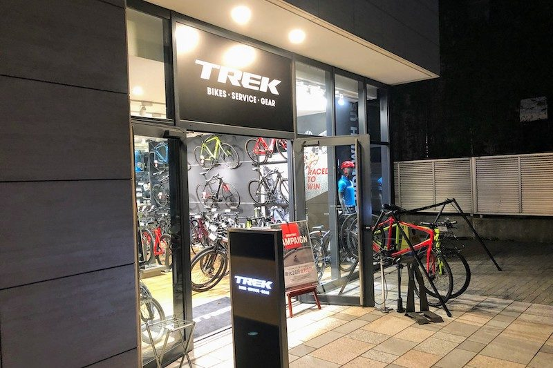 TREK Bicycle 六本木