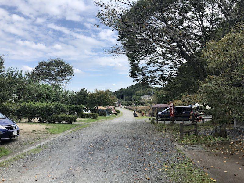 毛呂山町ゆずの里オートキャンプ場2
